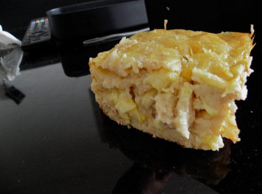 cake au thon sans gluten