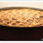 Clafoutis Cerise Sans Gluten