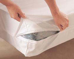housse de protection anti acariens pour matelas
