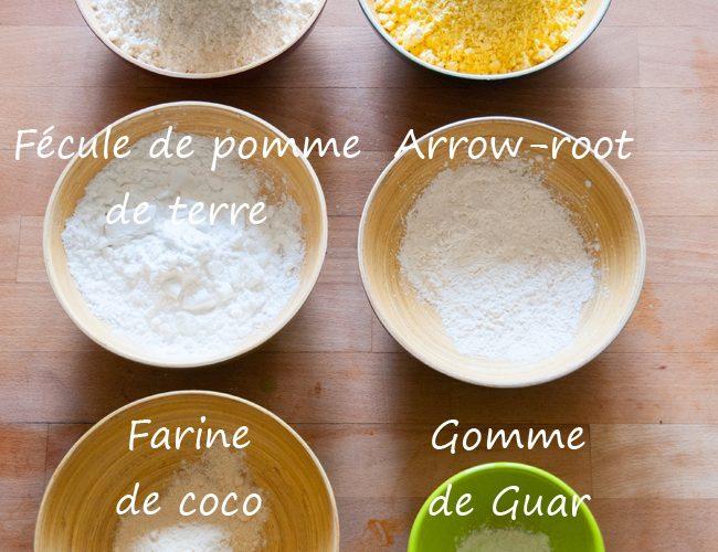 pain farine de maïs sans gluten